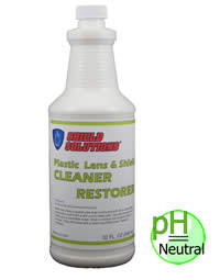 Lens and Plastic Cleaner and Restorer