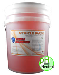 Vehicle Wash and Cleaner